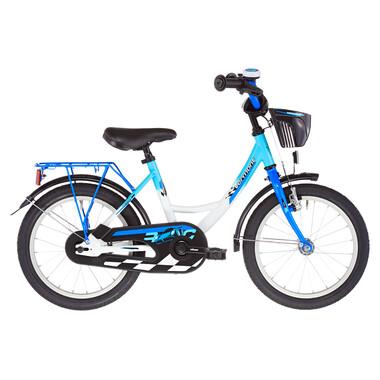 """Vélo Enfant VERMONT RACE 16"""" Bleu 2019"""